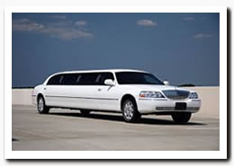 10 Passenger Limo and Interior