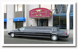 8 Passenger Limo and Interior